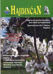 Hajdinčan april 2018
